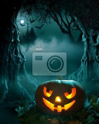 Halloween konstrukce