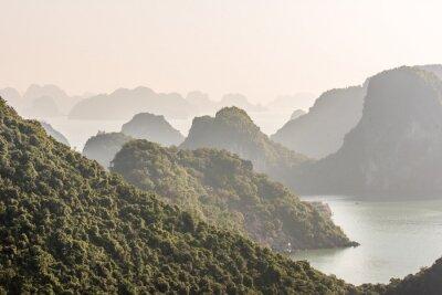 Fototapeta Halong Bay Vietnam