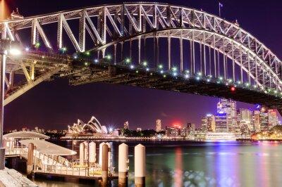 Fototapeta Harbour Bridge