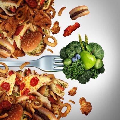 Fototapeta Health Diet Průlom