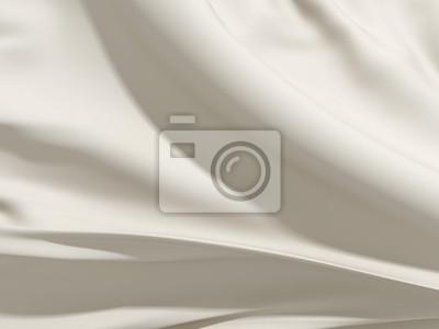 Fototapeta hladký slonová kost hedvábí pozadí