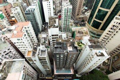 Fototapeta Hongkong