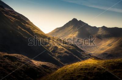 Fototapeta Hory v Highland, Skotsko