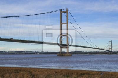 Fototapeta Humber Bridge