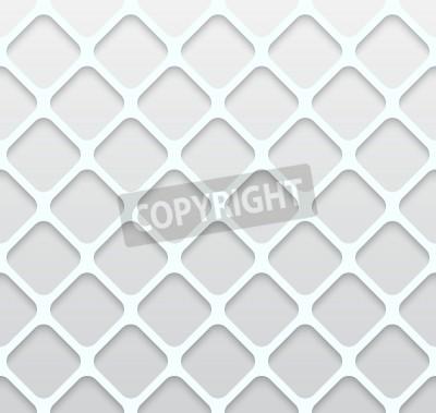 Fototapeta Ilustrace papíru díra bezešvé vzor abstraktní