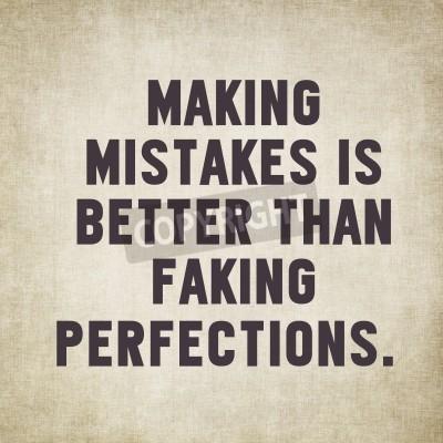 Fototapeta Inspirující motivační citát na staré papírové pozadí