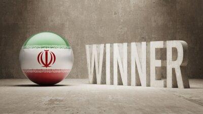 Íránu. Vítěz Concept.