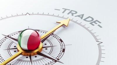 Itálie Trade Concept
