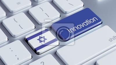 Izrael Inovace Concept