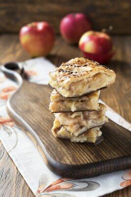 Fototapeta jablečný koláč