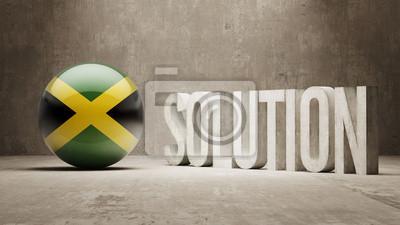 Jamaica. Solution Concept.