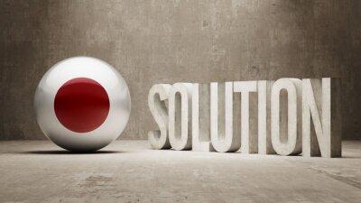 Japonsku. Solution Concept.