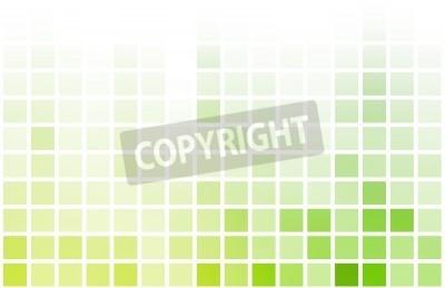 Fototapeta Jednoduchý a čistý blok jako abstraktní pozadí