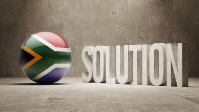 Jižní Afrika. Solution Concept.