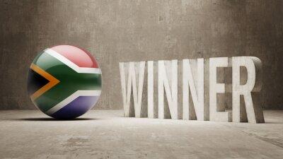 Jižní Afrika. Vítěz Concept.