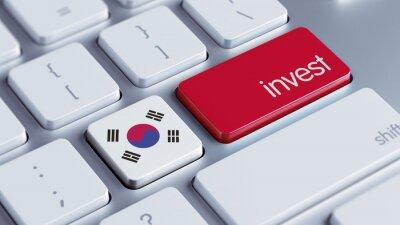 Jižní Korea klávesnice Concept