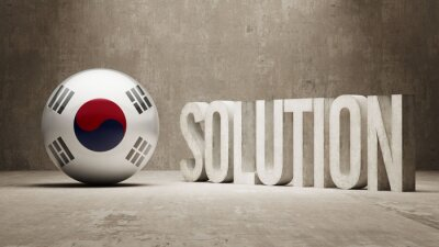 Jižní Korea. Solution Concept.