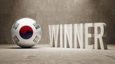 Jižní Korea. Vítěz Concept.