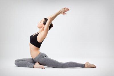 Fototapeta jóga žena