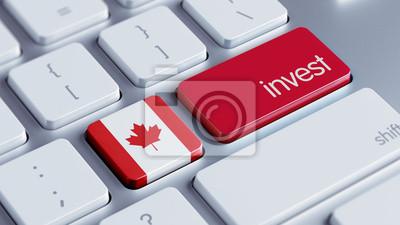 Kanada Invest Concept.
