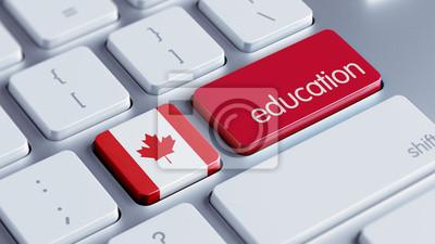 Kanada koncepce vzdělávání