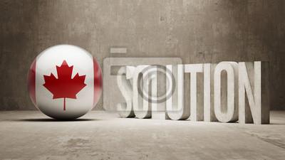 Kanada. Solution Concept.