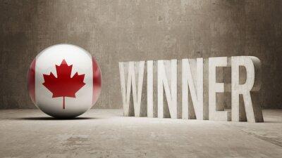 Kanada. Vítěz Concept.