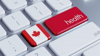 Kanada zdraví Concept