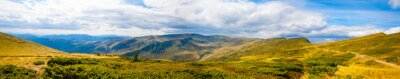 Fototapeta Karpatské hory panoramatické