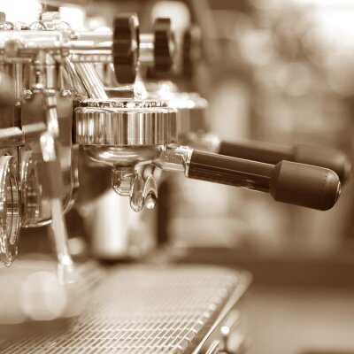 Fototapeta Kávovar Espresso