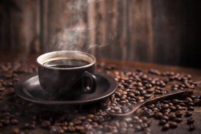 Fototapeta Kávový šálek