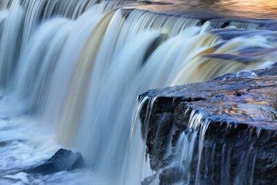 Fototapeta Keila vodopád v Estonsku