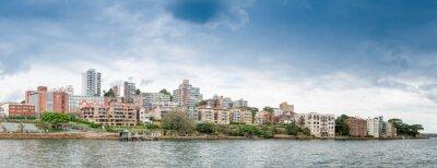 Fototapeta Kirribilli panoramatický výhled, Sydney