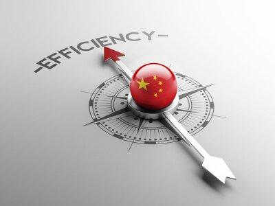 Koncepce Čína Účinnost