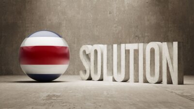 Kostarika. Solution Concept.