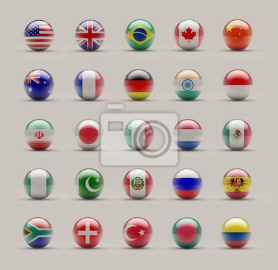 Koule Vlajky