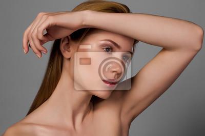 nahé modely picdievča s nahá