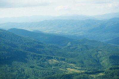 Fototapeta Krásné horské vrcholy