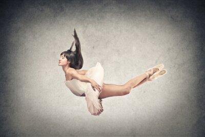 Fototapeta krásné tanečnice