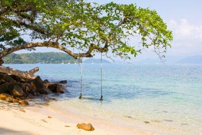 Fototapeta Krásné tropické pláže v Thajsku