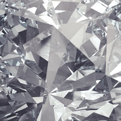 Fototapeta krystal aspekt pozadí