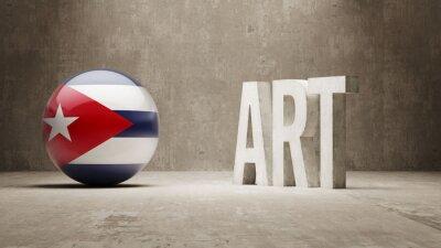 Kuba. Art Concept