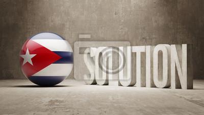 Kuba. Solution Concept.