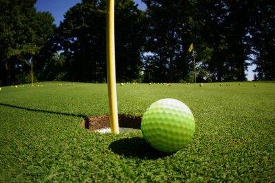 Fototapeta Kurz golfu