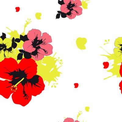 Fototapeta květiny designu