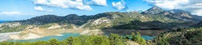 Fototapeta Lakeside panorama