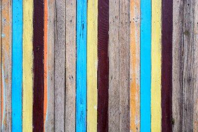Fototapeta lamela barevné