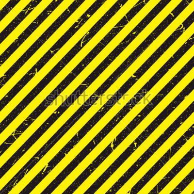 Fototapeta linka žlutá a černá barva s rukama.