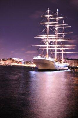 Fototapeta loď