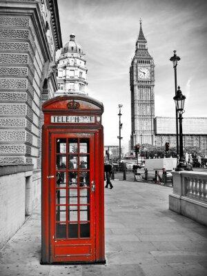 Fototapeta London impression